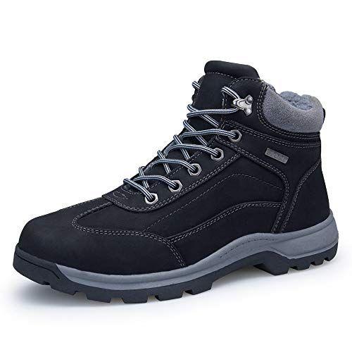 28e19337356 Zcoli Men Trekking Hiking Shoes Outdoor Hiking Snow Boots | Outdoor ...