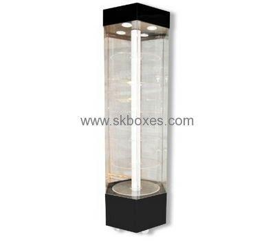 Factory Custom Design Acrylic Display Case Plexiglass Box Plexiglass  Storage Box For Counter