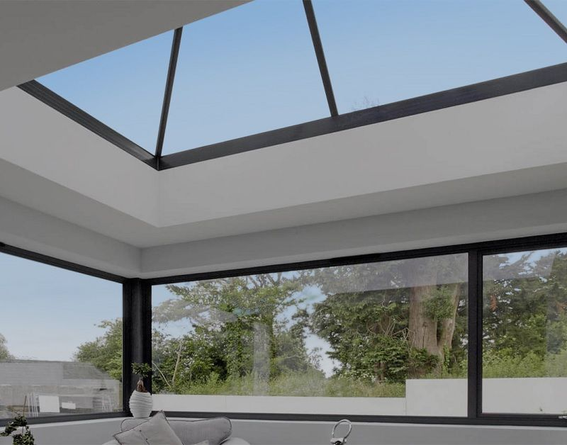 High quality roof lights and bifold doors direct from the