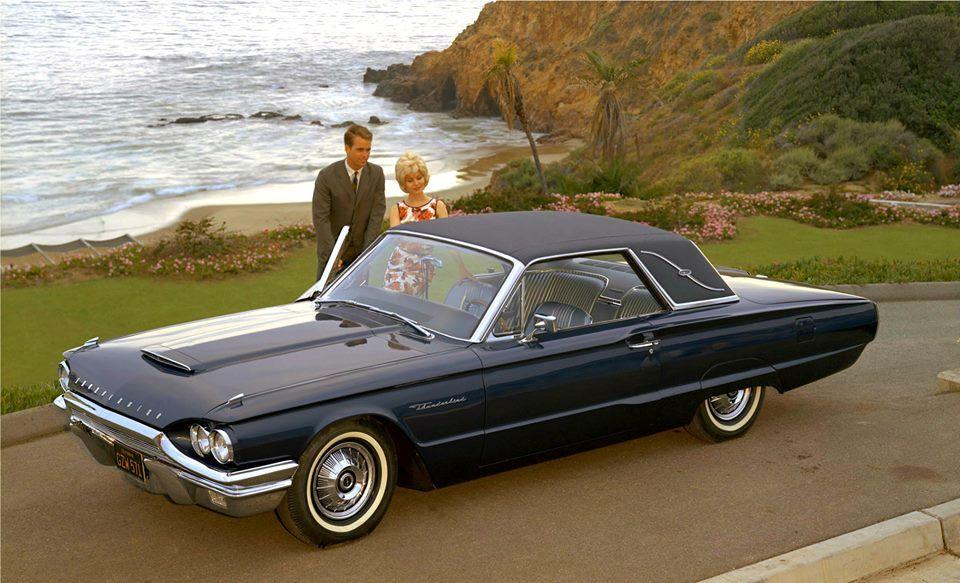 1964 Ford Thunderbird Landau Ford Thunderbird Classic Cars
