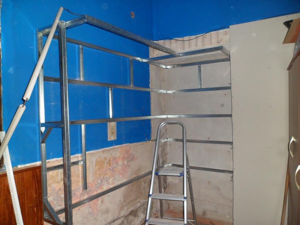 Resultado de imagem para muebles de yeso laminado | Construcciones ...