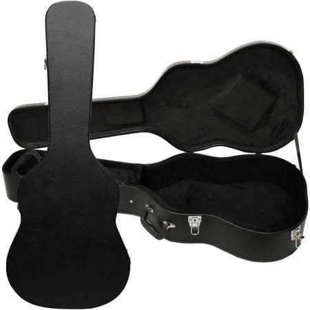 Chromacast Acoustic Guitar Hard Case Walmart Com Acoustic Guitar Hardcase Guitar