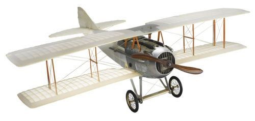 Wwi Spad Transparent Biplane Hanging Airplane Wood Model 24 Home Decor Ebay Authentic Models Model Airplanes Wood Model