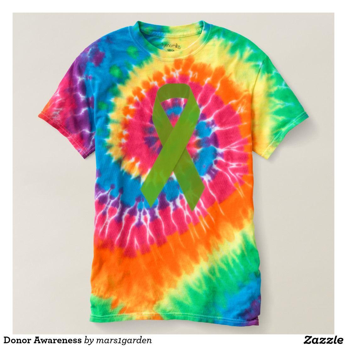 Donor Awareness Tee Shirt