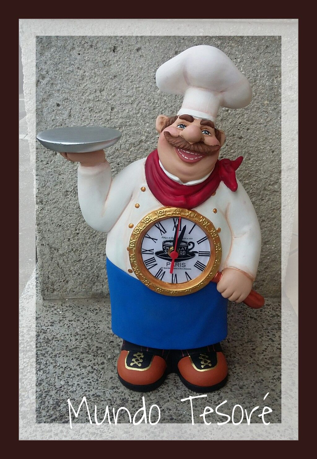 vans cocinero
