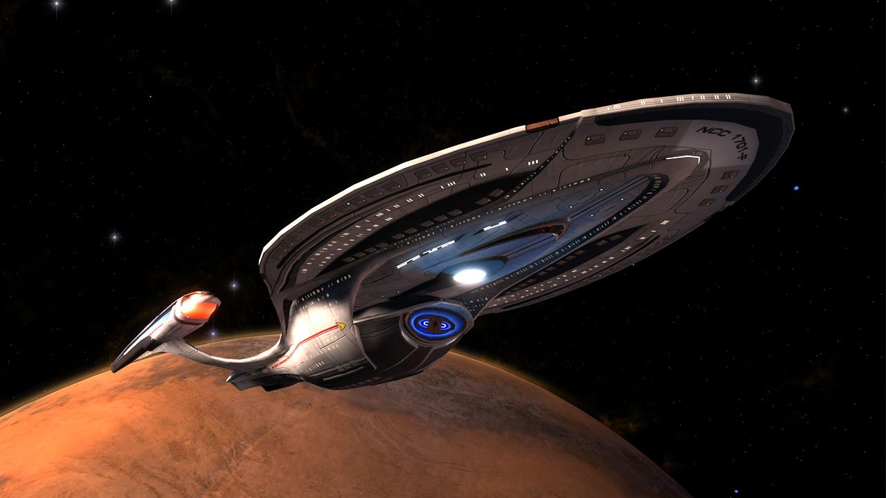 There's an Enterprise f?   Star trek, Uss enterprise star