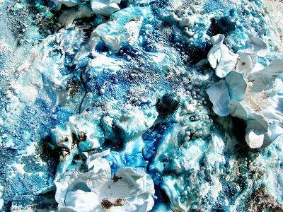 mixed media on canvas by Ayeeda