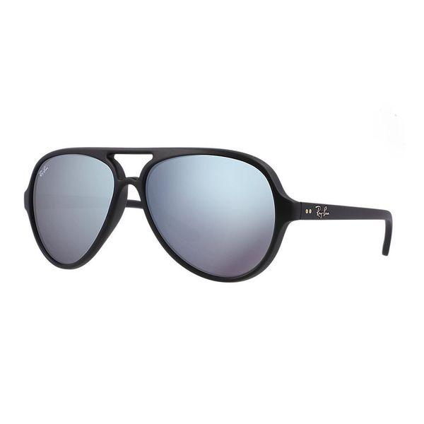 71ded1fd3 Ray-Ban RB 2132 6013 Wayfarer Dark Havana Green Grey Sunglasses Size ...