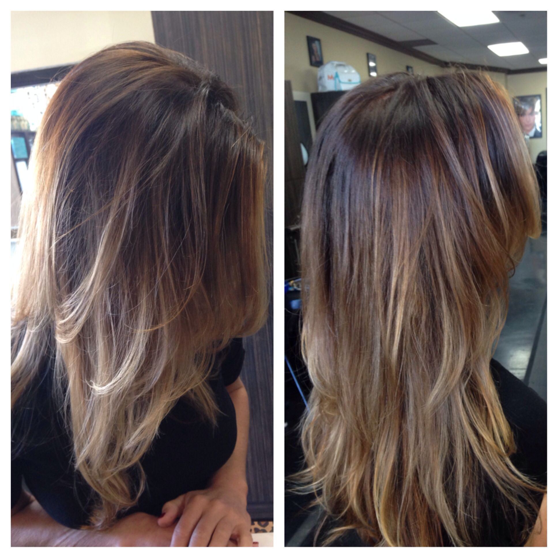 Bali Age Ombre Hair Melt Hair By Brooke Wilson