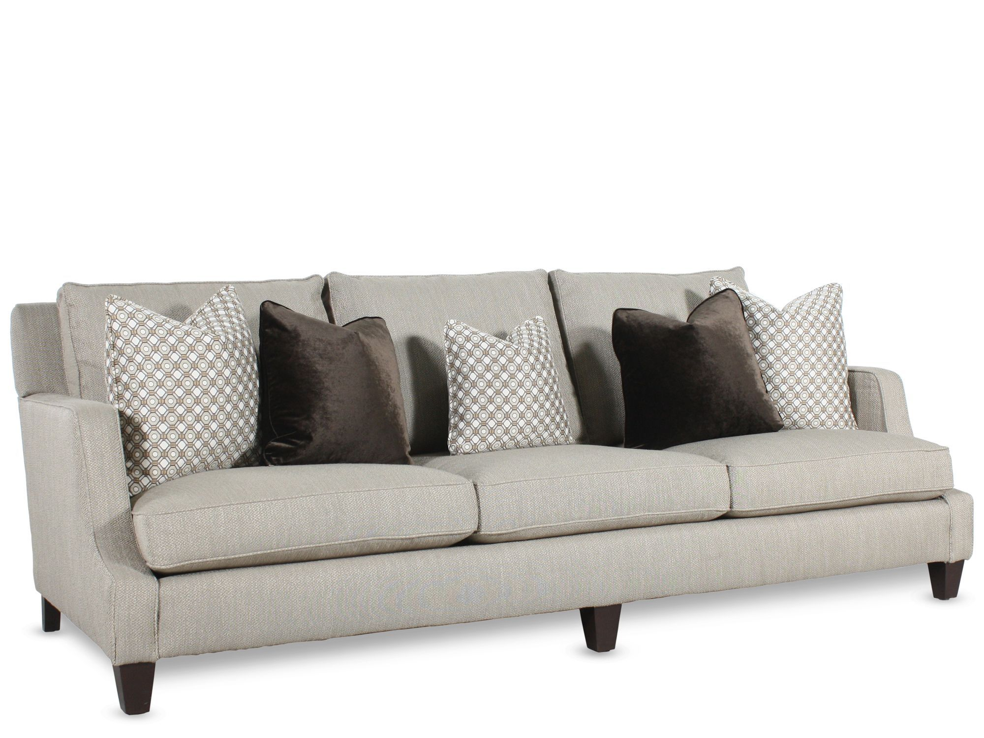 Bernhardt furniture jackie sofa refil sofa for Bernhardt furniture