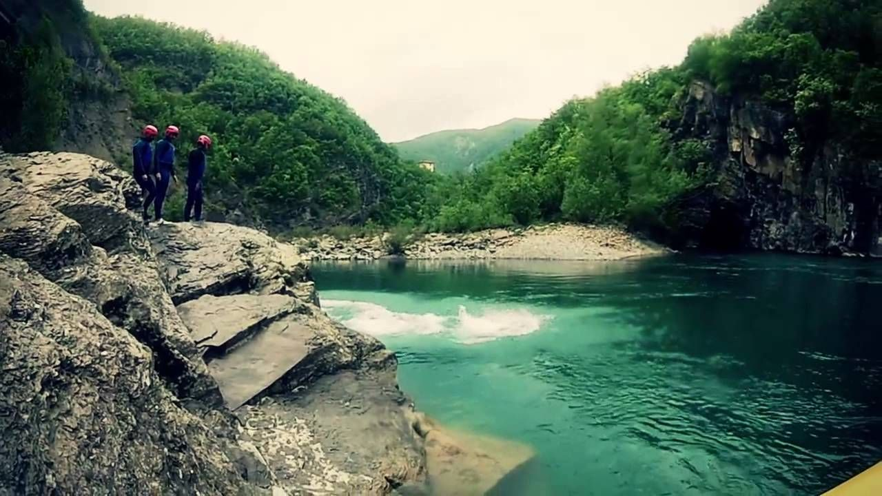 """""""Whitewater #Rafting On The #Trebbia River in #EmiliaRomagna"""" by @Norbert Figueroa via YouTube"""