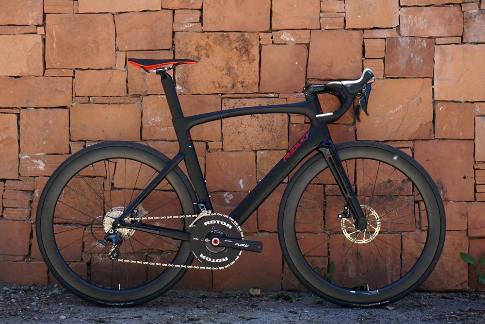 b77d1ed3593 2018 Ridley Noah SL Aero+ disc brake road bike | Cycling | Ridley ...