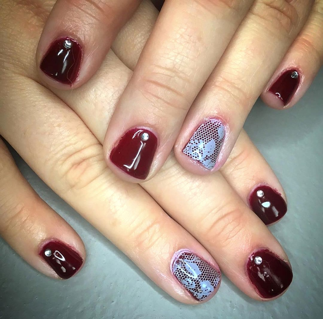 Full Set Acrylic - Hands $40 | Manicure & Pedicure Nail Art Style ...