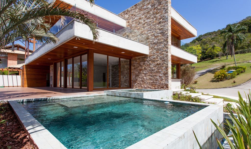 3 bedroom luxury House for sale in Florianópolis, Brazil
