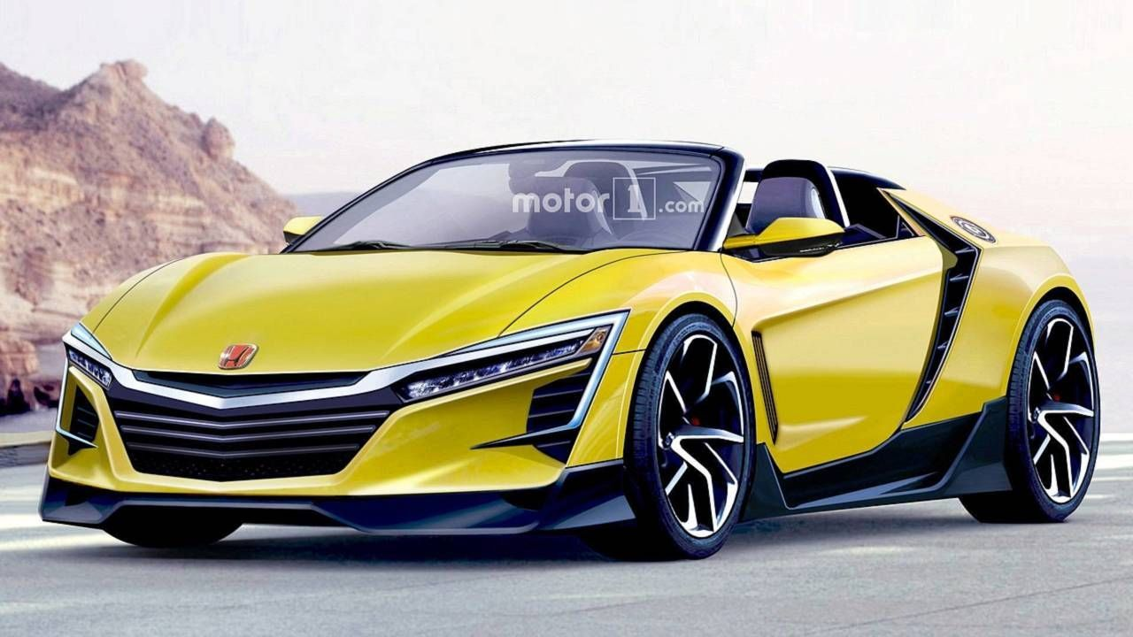 Honda Vehicles 2021 Spy Shoot honda future cars