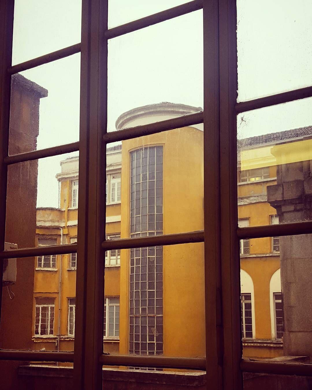 #Torino #Turin #viadellaConsolata #seemycity #igerstorino #rationalism #window #winter