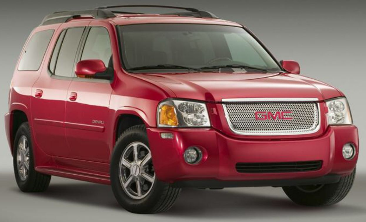 Pin By Keith Lee On Envoys And Sorts Gmc Envoy Gmc Gmc Vehicles
