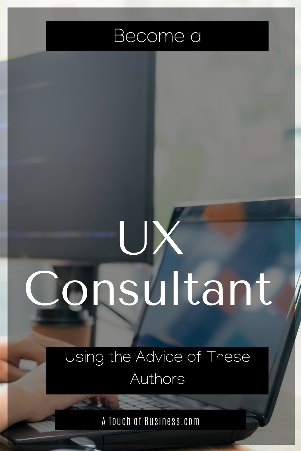 a UX Consultant Using the Advice of These Authors