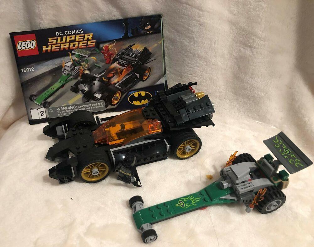 LEGO Batman The Riddler Chase (76012) Riddler, Lego