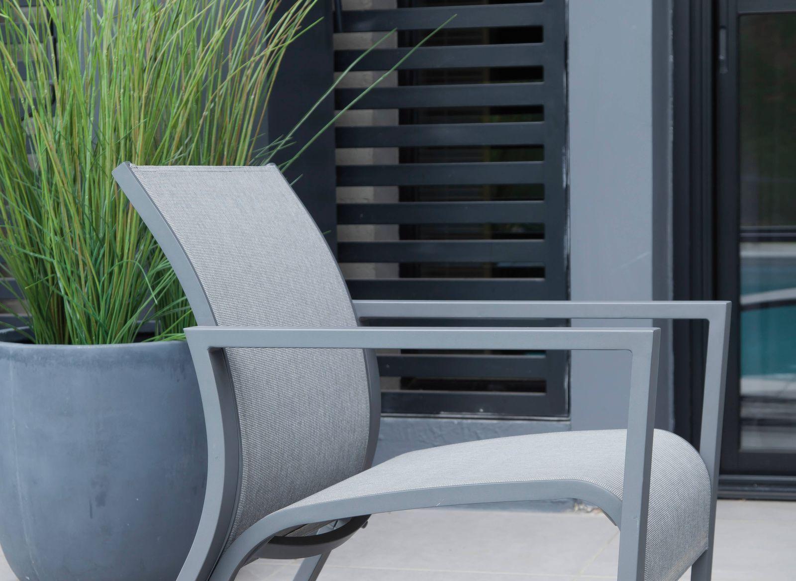 Fauteuil Lounge Quenza | Mobilier de jardin - repas 2018 ...