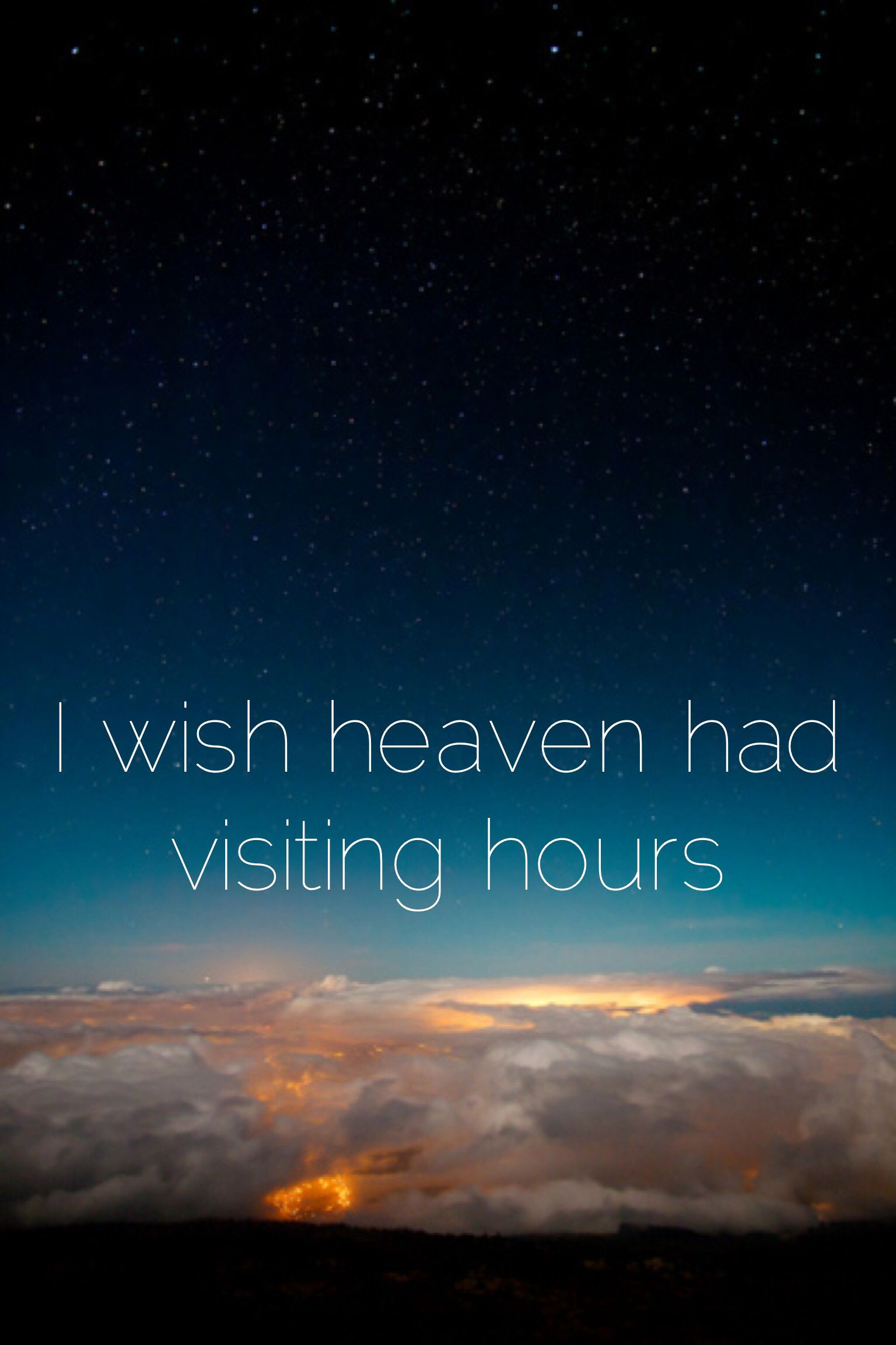 I Wish Heaven Had Visiting Hours I Really Wish My Aunt Grandpa S And Grandparents Could See Heaven Quotes Birthday In Heaven Quotes Happy Birthday In Heaven
