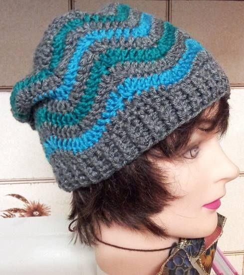 Cats-Rockin-Crochet Free Crochet Patterns: The Joel M Hat Pattern ...