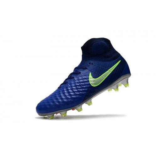 huge discount 8f8a9 b6fe9 Kopačky Nike Magista - Kopačky 2017 Nike Magista Obra II Pánské Modrý Sleva