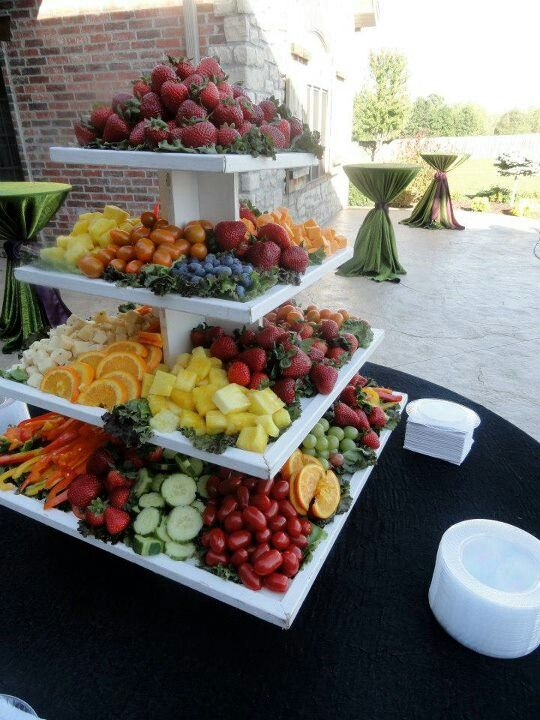 Fruit For The Chocolate Fountain Wedding Ides Party