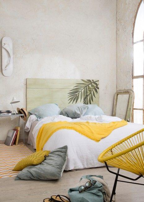 cabecero cama madera | Muebles funcionales | Pinterest | Cabecero ...