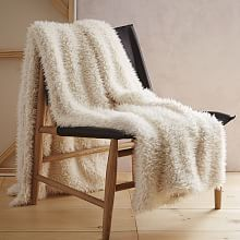 West Elm Throw Blanket Alluring Cozy Faux Fur Throws And Sofa Throws  West Elm  West Elm  Nest Design Ideas