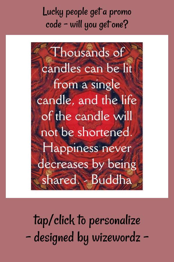 Motivational Inspirational Buddha Quote Postcard #buddha #inspiration #quote #risk #challenges #Postcard #inspiration #inspirational #inspirationalquotes #inspirationalgifts #gifts #giftideas #inspire