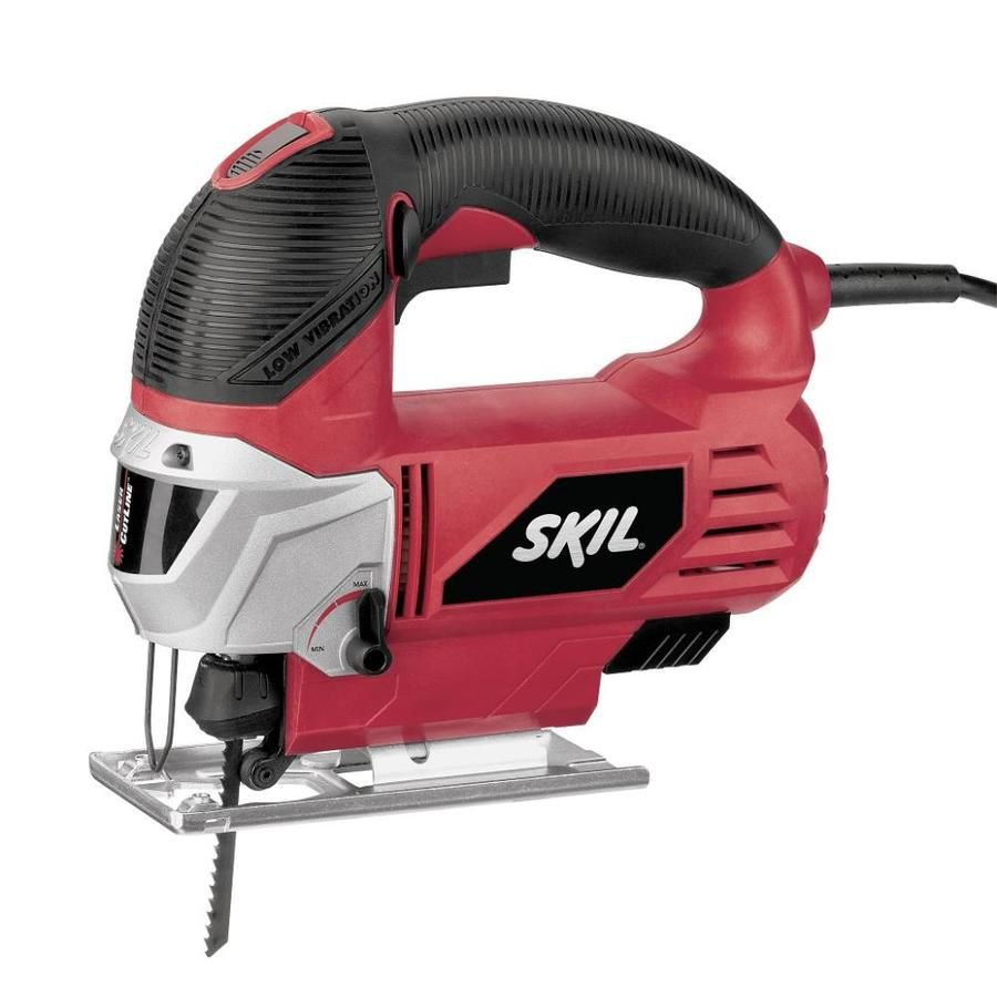 Skil 6 Amp Keyless T Or U Shank Variable Speed Corded Jigsaw At Lowes Com Best Jigsaw Woodworking Jigsaw Jigsaw Power Tool