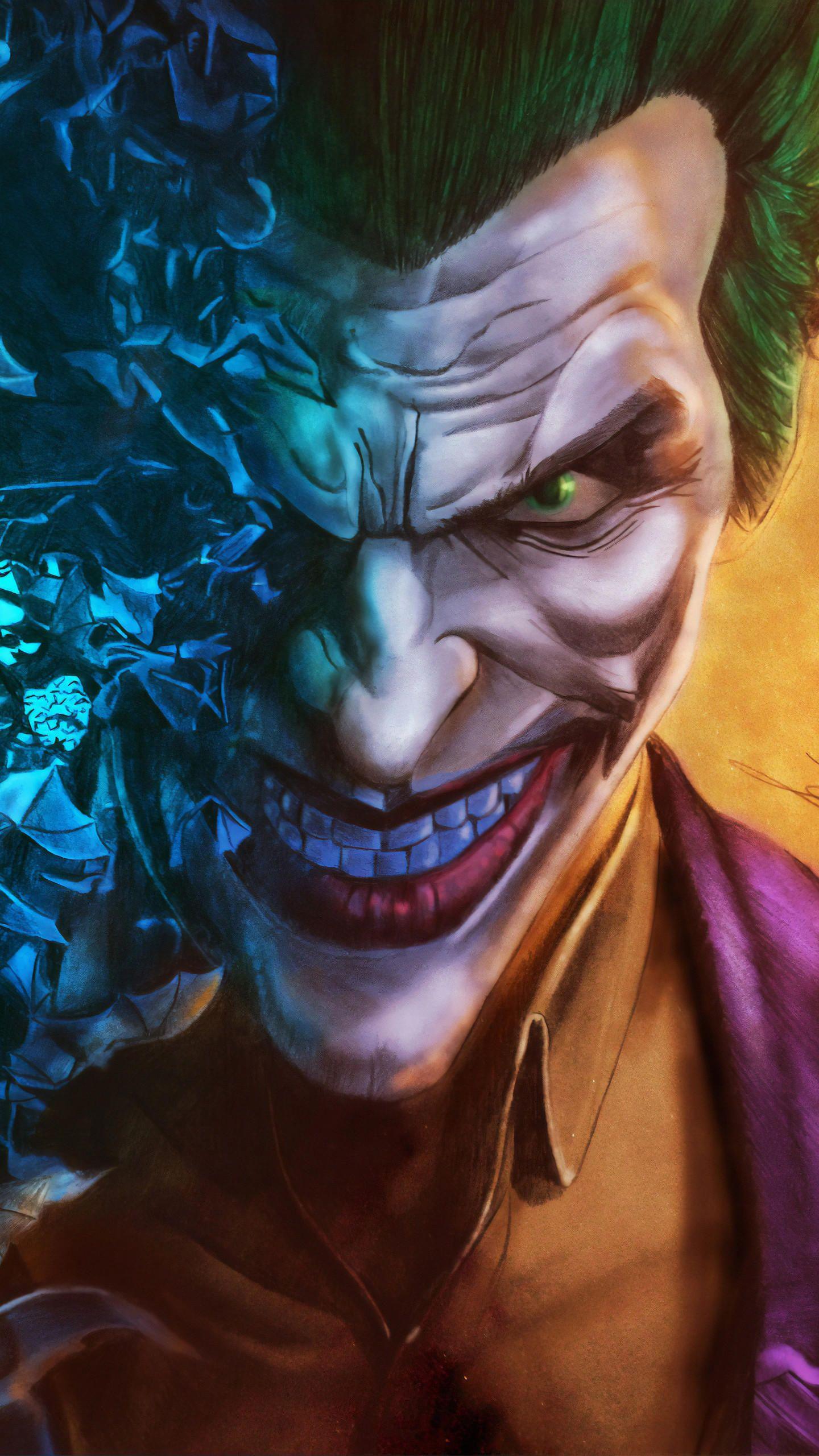 Download 1440x2560 Resolution Of Joker Hd 4k Superheroes Supervillain Digital Art Artwork Dev Joker Wallpapers Joker Hd Wallpaper Joker Drawings Batman joker joker wallpaper 4k for