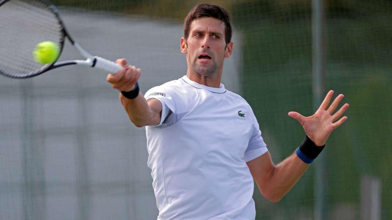 Trending Re Energised Novak Djokovic Targets Rafael Nadal S World No 1 Ranking Novak Djokovic Rafael Nadal Ranking