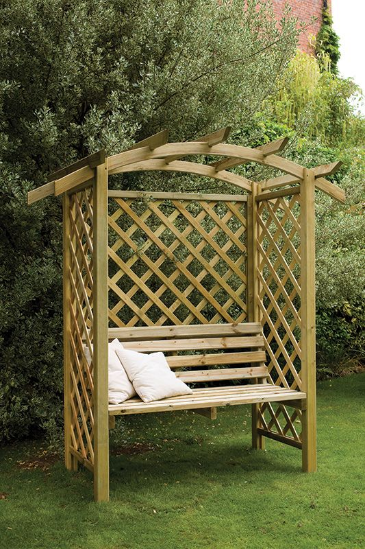 Forest Garden Galway Arbour Create A Place To Sit And Relax In