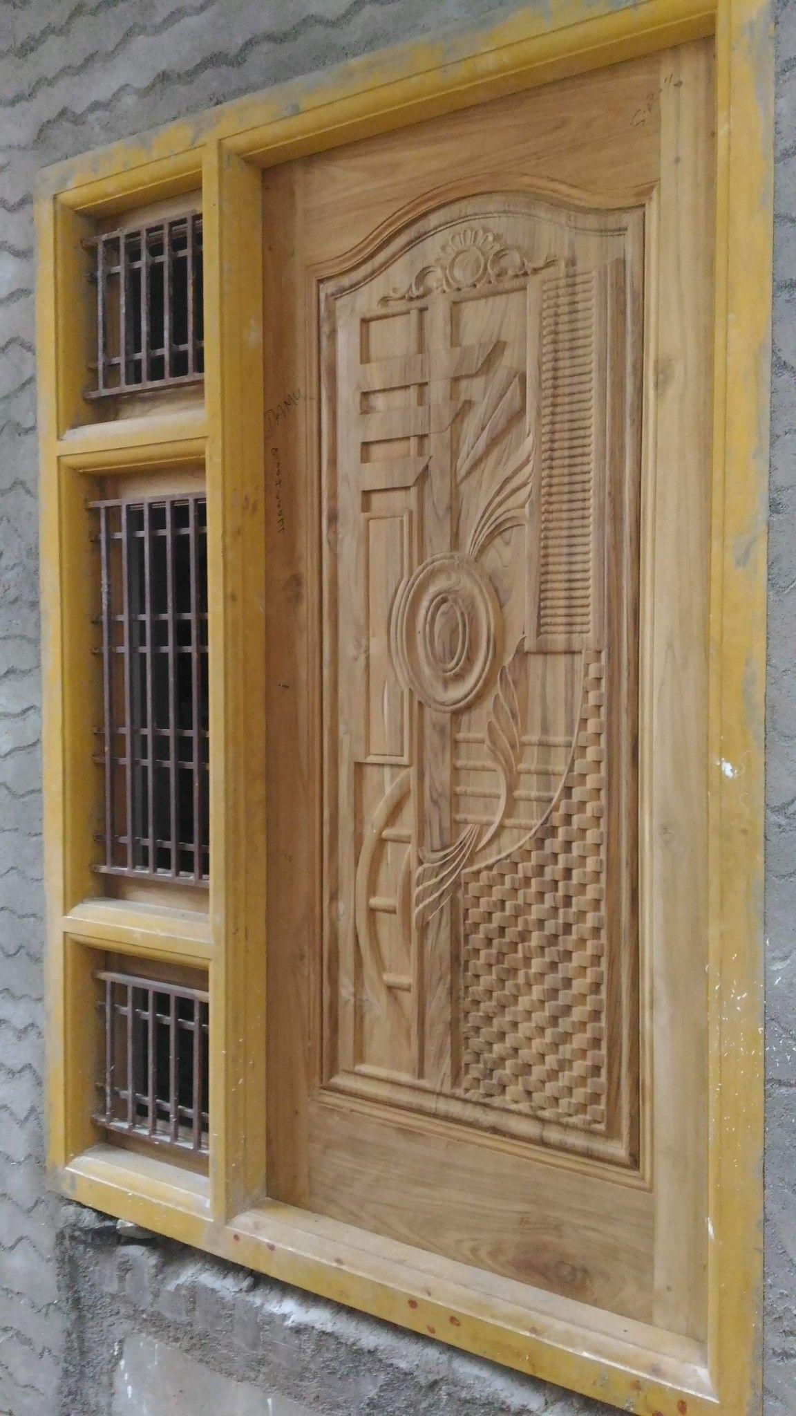 My Work Entrance Door Design Wooden Main Door Design Front