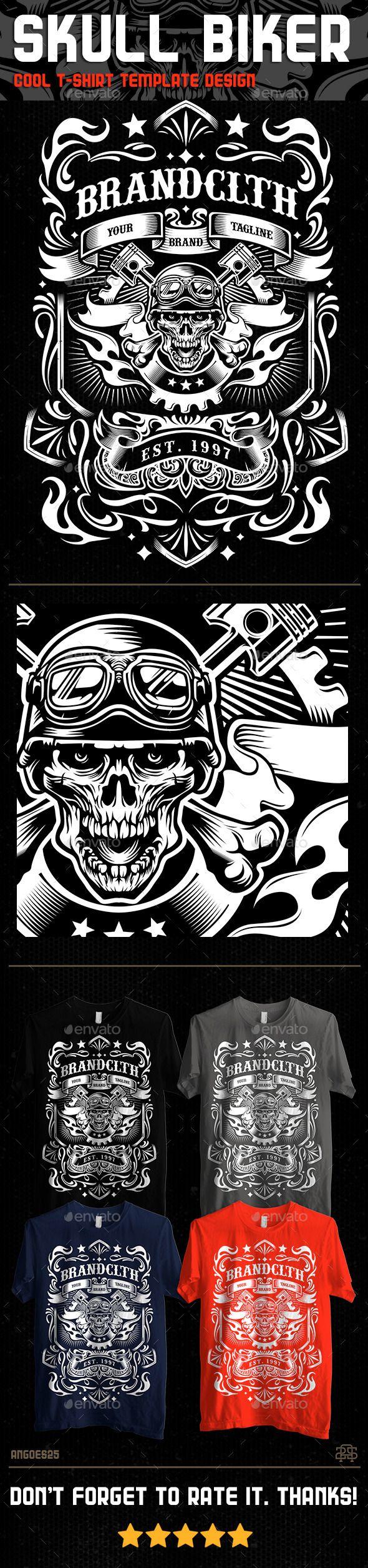 SKULL BIKER - Download…
