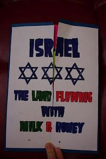 Israel lap book that goes with our geography curriculum- A Child's Geography :)