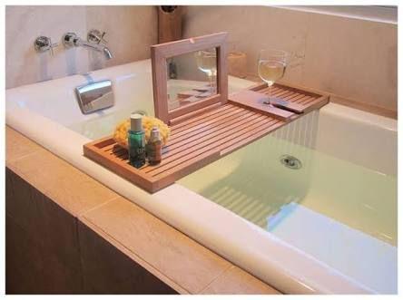 bathtub table tray - Google Search | Crafty | Pinterest | Table tray ...