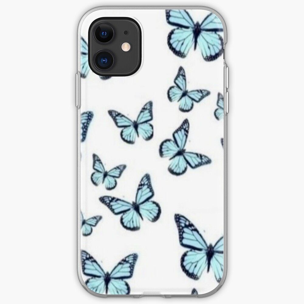 'Blue Butterfly' iPhone 11 - Soft by Makennaesthetics ! in ...