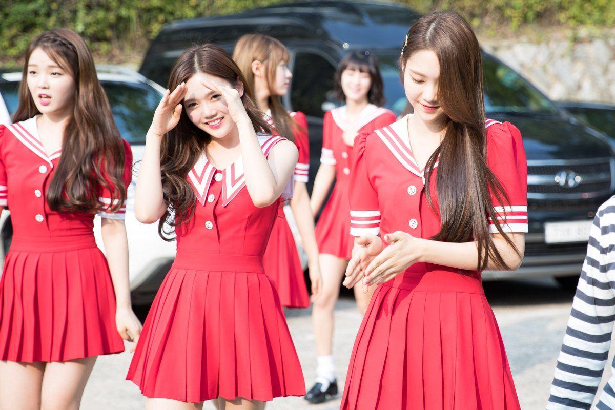 Seunghee, Hyojung & Jiho | Oh My Girl | Pinterest