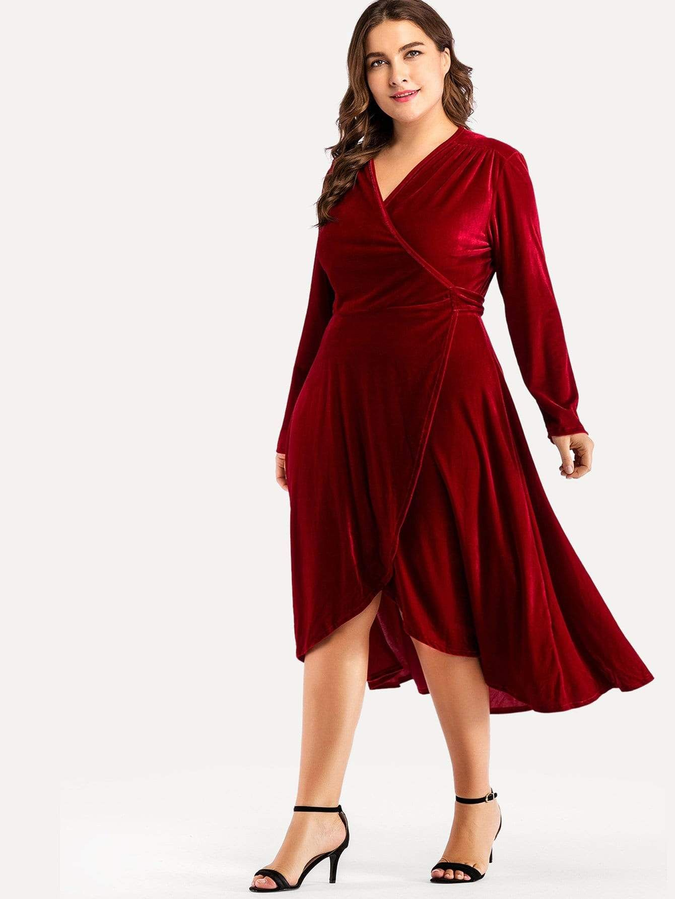 510cd339ecf Holiday Dresses 2018 Plus Size - Gomes Weine AG