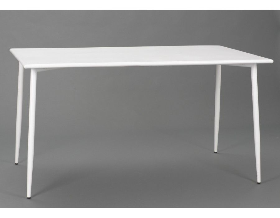Mesa comedor Epoxy Mesa epoxy de acero en varios colores para el ...
