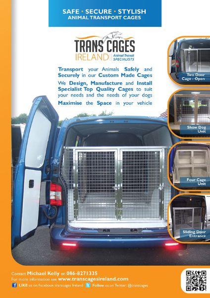 Excellent Graphic Designer Dublin Una Healy Design Dog Cages