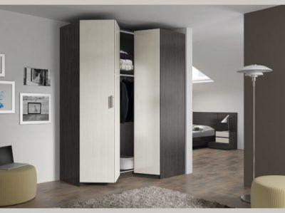 Tipos de roperos modernos de melamina muebles for Roperos para dormitorios modernos