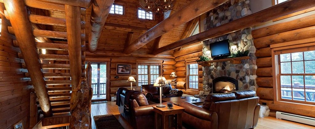 Log Cabin Rentals In Wisconsin Escape To Wisconsin