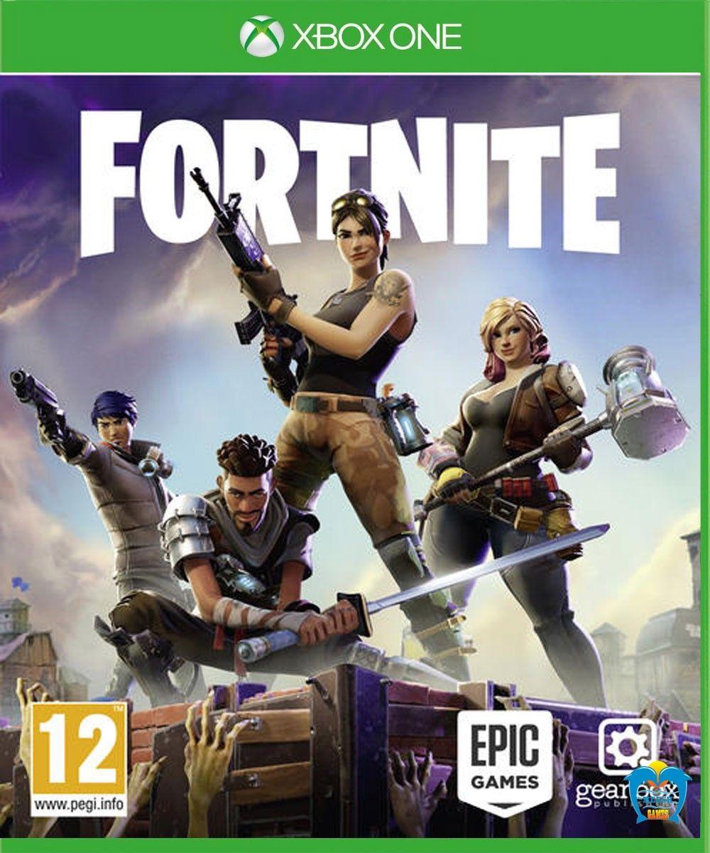Fortnite Fortnite Xbox Xbox One Games