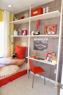 Habitaciones juveniles para espacios peque�os