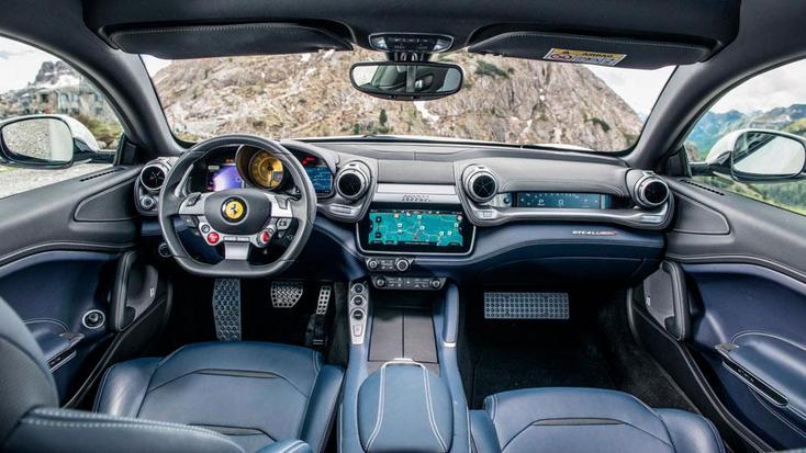 ferrari-gtc4-lusso-t-interior   Ferrari, Ferrari lusso, Car review