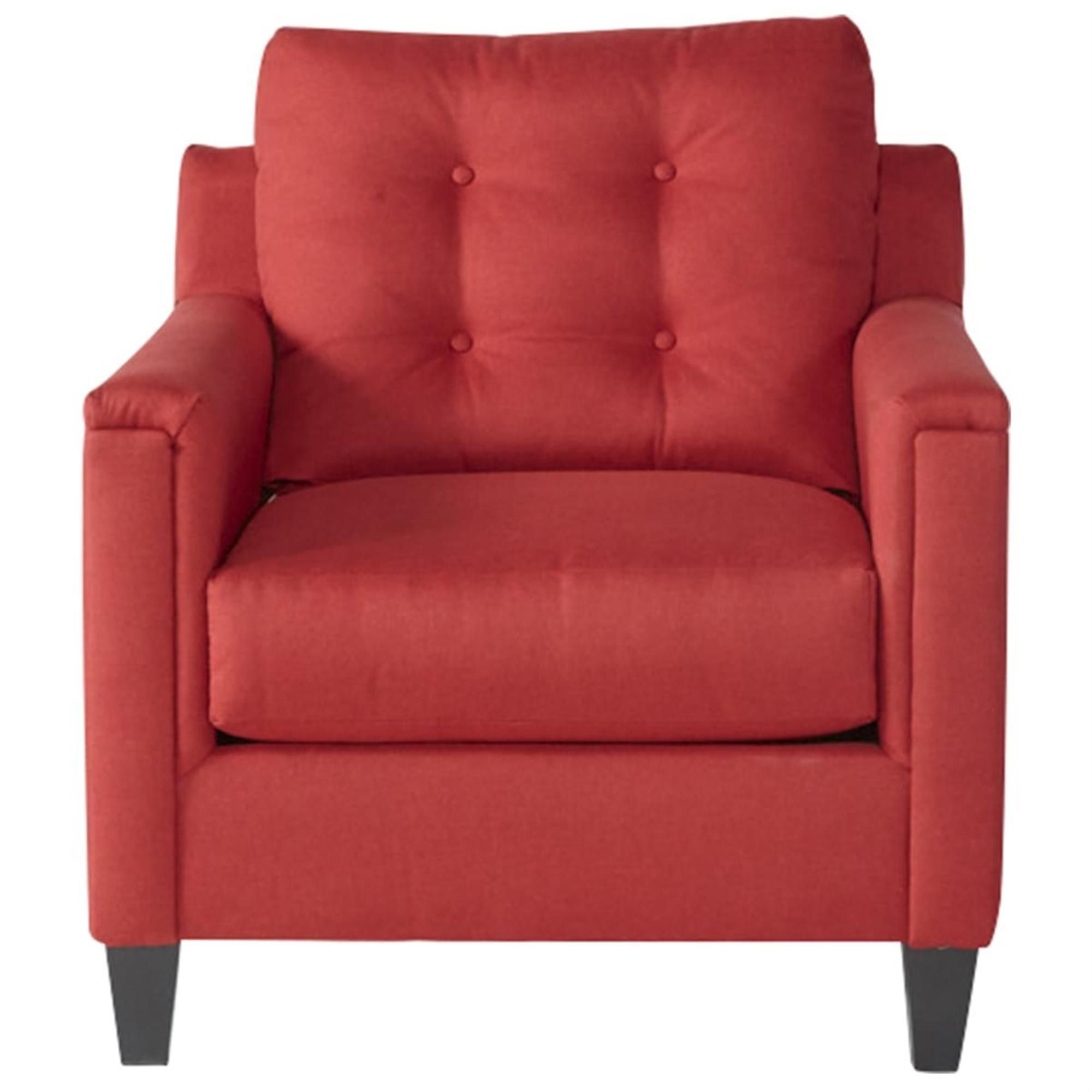 Hughes Furniture Standard Chair In Jitterbug Red Nebraska Furniture Mart In 2020 Armchair Furniture Chair